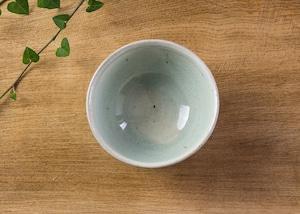 灰釉 粉引 鎬 飯碗(小)/くるり窯