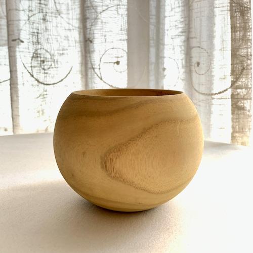 ウルシの木の植木鉢