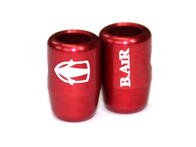 【サックス用】ブレードクリンチ・3mm紐用:アルマイト加工(10色)