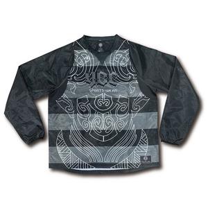 【YBC】Shell Jacket MAORI Black