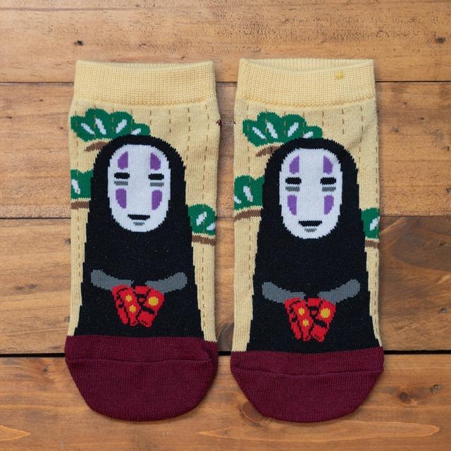 千と千尋の神隠し ソックス・靴下 23〜25cm(0961)