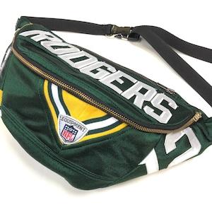 ウエストバッグ Waist bag sports green 【waist006】