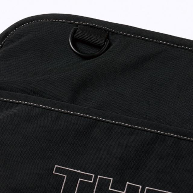 「STD1」PCポーチバッグ(ブラック)