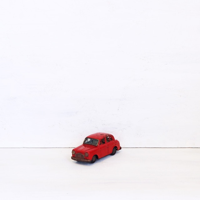 【R-482】赤箱BC バンダイ ダットサンセダン1000 ブリキカー