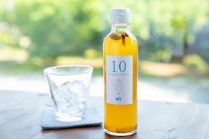 酢造発酵場SU|10の素材のビネガー