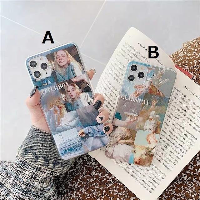 【オーダー商品】Classical little boy iphone case