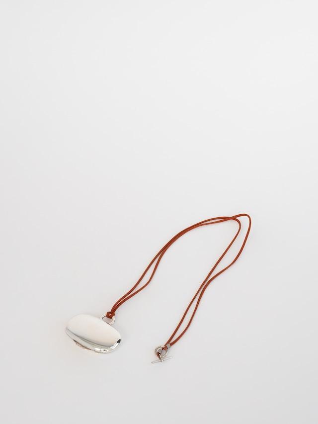 Pill Case Necklace / Hermès