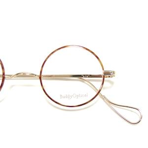 """【Buddy Optical】a/n  """"Gold enamel"""""""