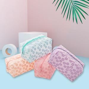 旅行 トラベルポーチ バッグ 洗面用具 収納 洗面道具 化粧品 海外旅行 コスメバッグ  出張 5008
