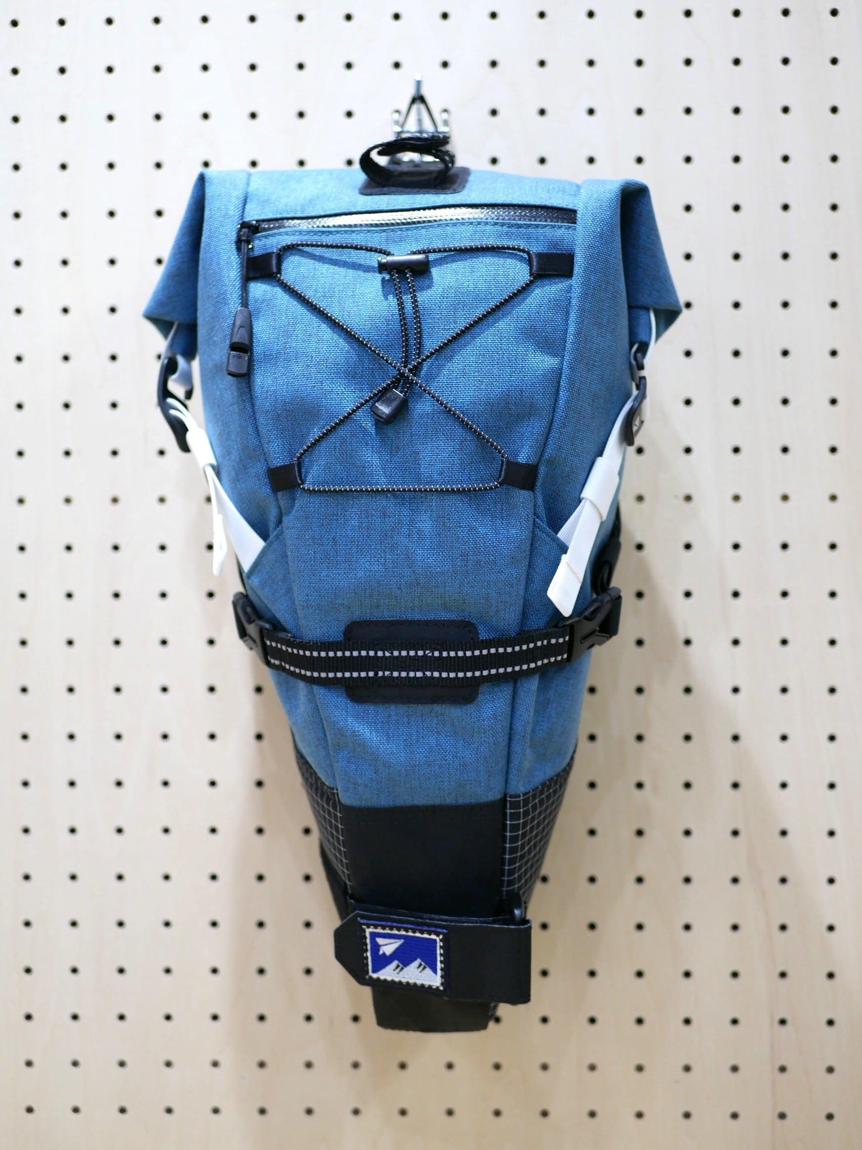 RAWLOW MOUNTAIN WORKS / BIKE'N HIKE BAG(PAPERSKY  ver)