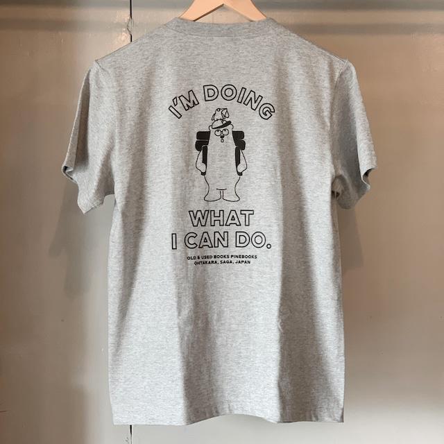 Tシャツ / Bird & Bear / Gray