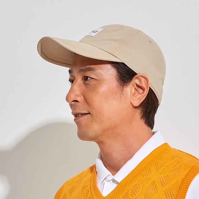 Tee-chi CAP【Sticker】(BEIGE)