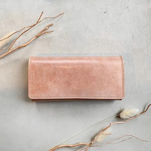 ナチュラルグレイッシュの長財布