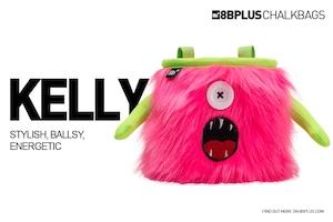 8BPLUS Chalk Bag KELLY