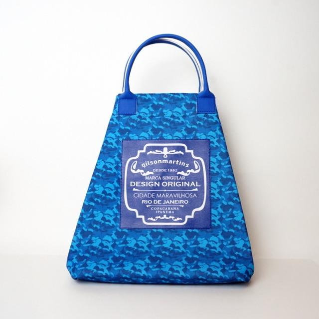 ジルソン・マルチンス  FEFA PLUS Morros Blue フェファ プラス コルコバードの丘 ブルー