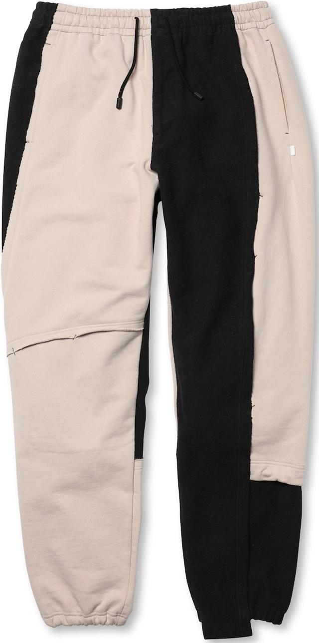 ROTOL / FRANKEN SWEAT PANTS(COOKIES&CREAM)