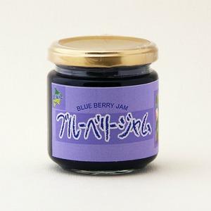 ブルーベリージャム 200g 北海道産【Blueberry Jam/Hokkaido】