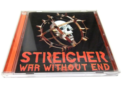 [USED] Streicher - War Without End (2003) [CD]
