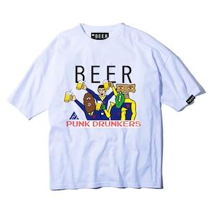 PUNK DRUNKERS&BEER コラボT