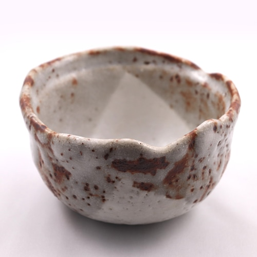 志野 器  Shino Bowl