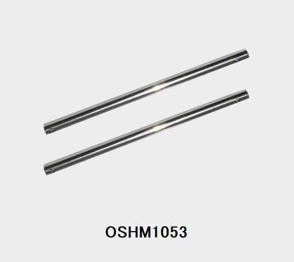 ◆M1メインシャフトセット 2ps OSHM1053  (ネオヘリでM1購入者のみ購入可)