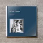 Navy blue-FAMILY_A4スクエア_6ページ/10カット_クラシックアルバム(アクリルカバー)