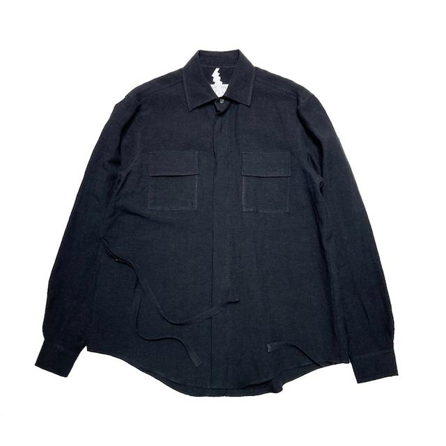 【SOSHIOTSUKI】KIMONO BREASTED SHIRT