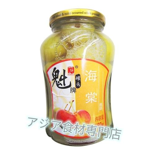 【常温便】魁牌 海棠罐头(カイドウ)