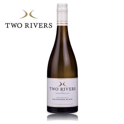 TWO RIVERS Convergence Sauvignon Blanc 2020 / トゥーリバーズ コンバージェンス ソーヴィニヨンブラン