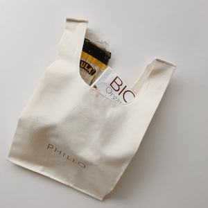 Organic cotton Eco bag S