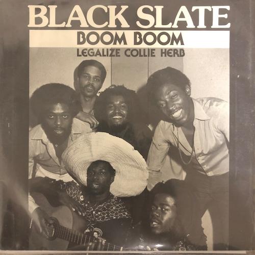 Black Slate - Boom Boom【7-20423】