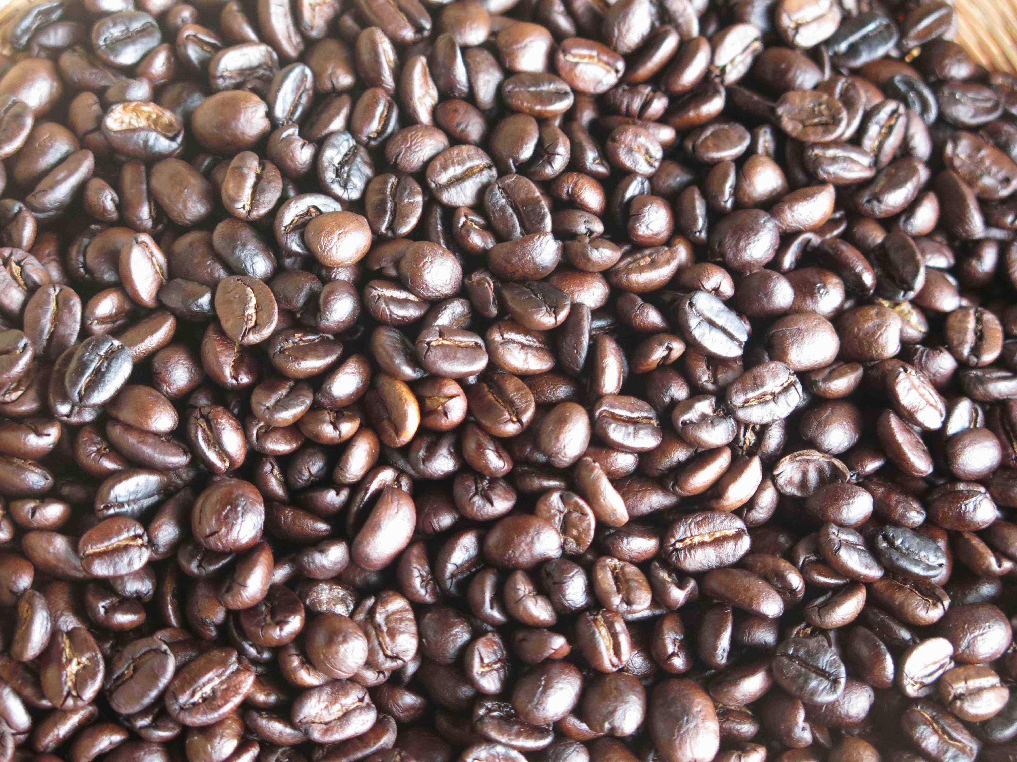 土鍋焙煎 ニドムブレンド コーヒー豆 100g - 画像4