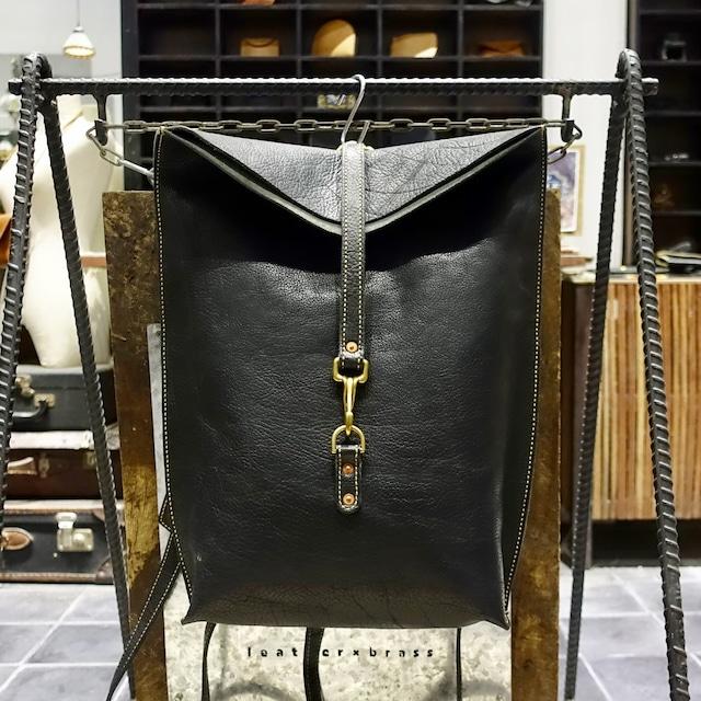 Fold Top Backpack | フォルドドップバックパック