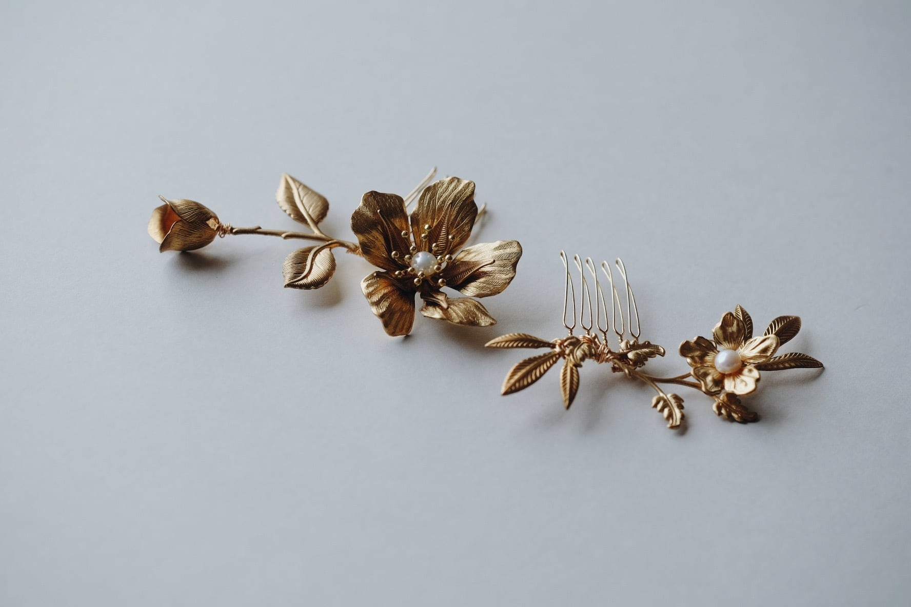 Bridal hairaccessory ・vintage・1008/sale