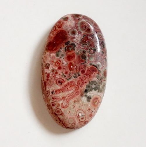 レオパードスキンジャスパー 天然石ルース