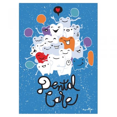 Illustration B3ポスター
