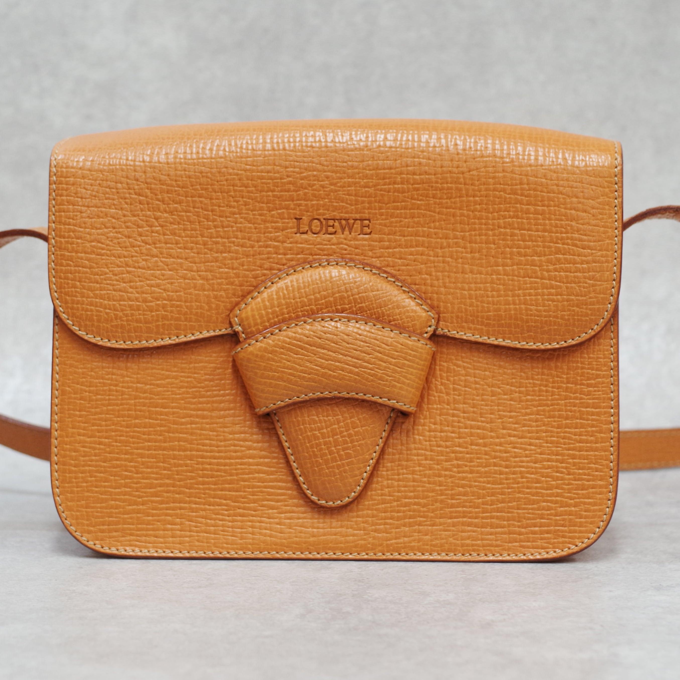 [お取り置き商品]LOEWE ロエベ ヴィンテージショルダーバッグ