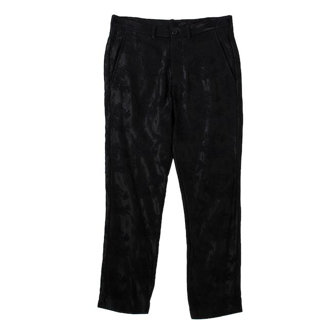 ANN DEMEULEMESTEER Black Trousers
