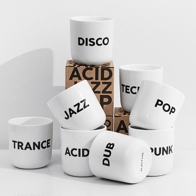 PLTY - Mug - BEAT collection