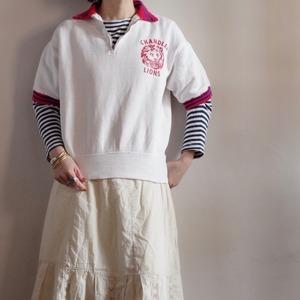 1950-60s Russel Southern Half zip Sweat shirt / ラッセルサウザン ハーフジップ スウェットシャツ