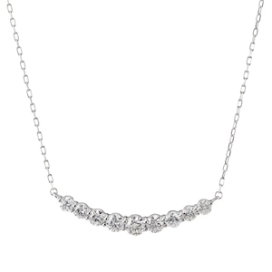 PTダイヤモンドネックレス 020201009199