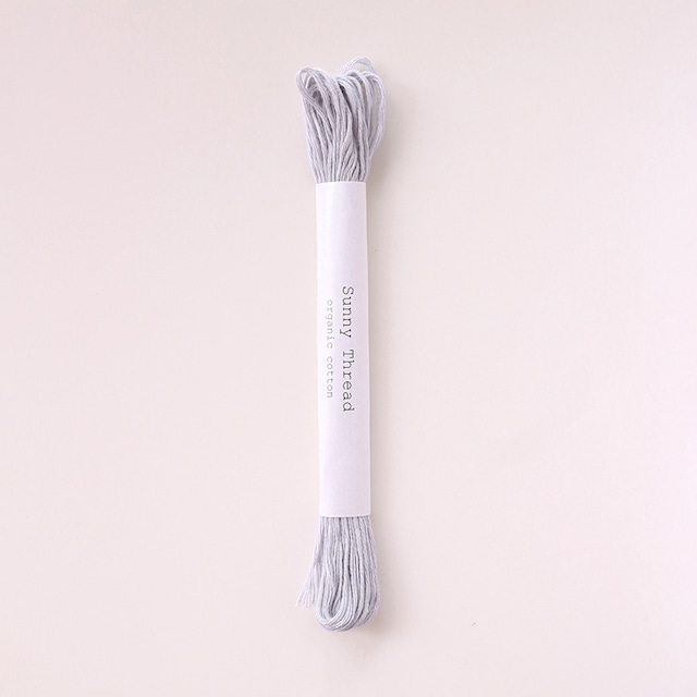 Sunny thread  #04 |オーガニックコットン刺繍糸