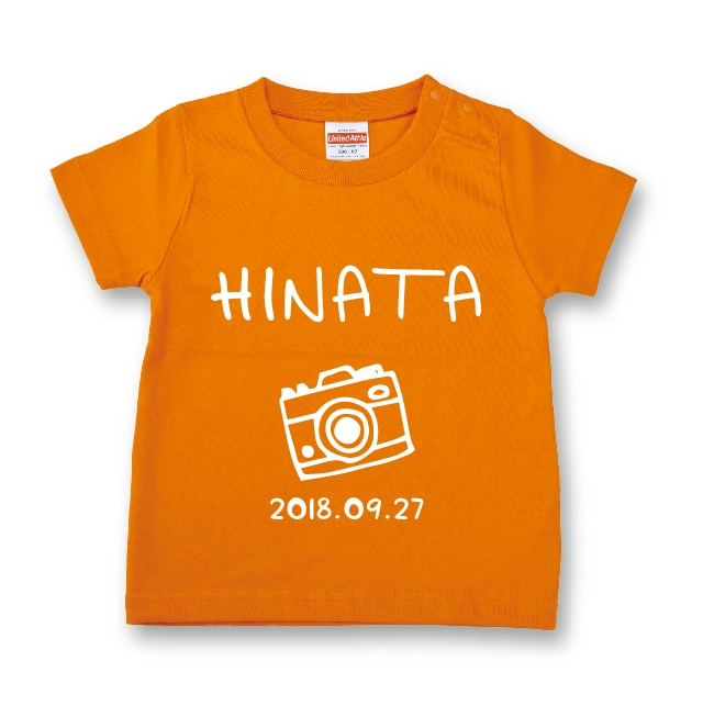 ai-T original【CAMERA】オレンジ