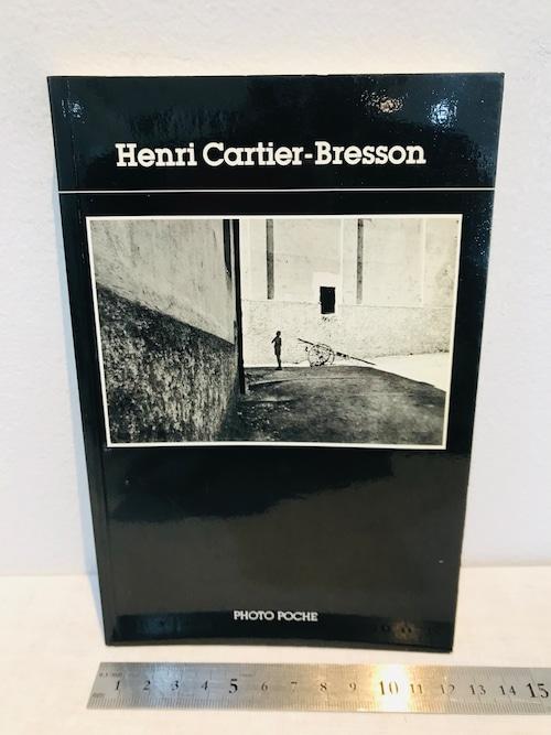 Henri Carrar-Bresson  PHOTO POCHE