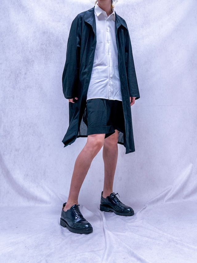 【UNISEX - 1 size】TAILORED SHORTS / 2colors
