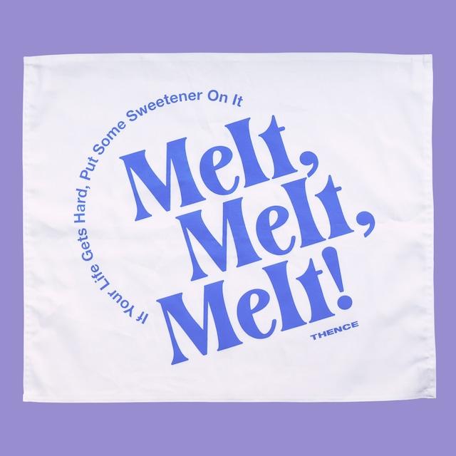 「MELT」ファブリックポスター