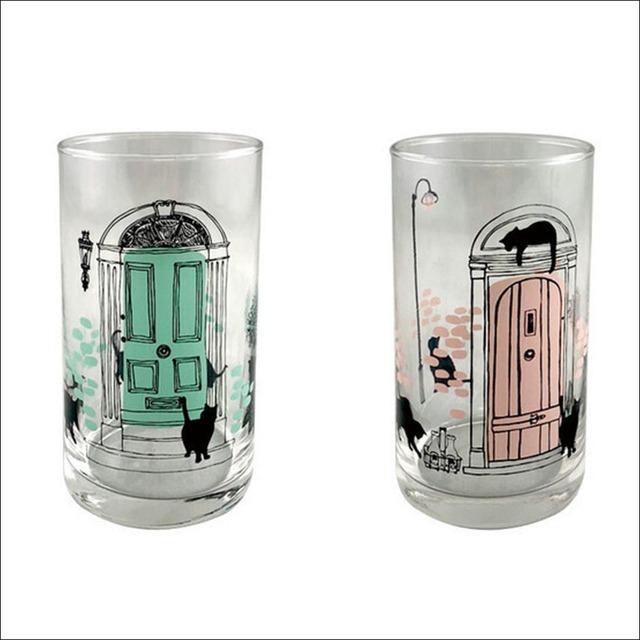 猫グラス ネコグラスコップ:浜松雑貨屋 C0pernicus