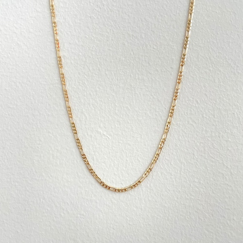 【GF1-118】18inch gold filled chain necklace