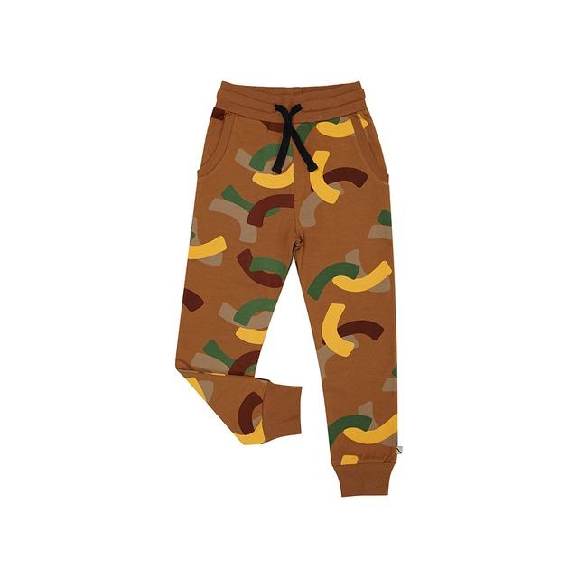 【21AW】カーラインク(CARLIJNQ)Mountain Air  sweatpants パンツ  迷彩