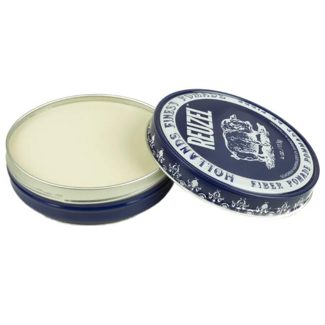 卸売決済用 Reuzel(ルーゾー)  ファイバーポマード 水性ナチュラルホールド ネイビー缶 113g